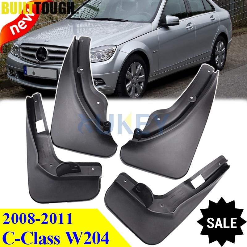 Passenger Side Fender Splash Shield For Mercedes-Benz C250 2010-2011 New Front