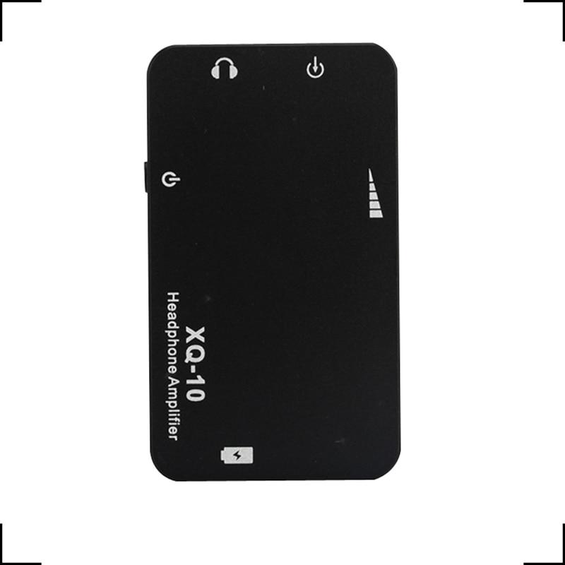 Ny Original xDuoo XQ-10 xq10 Rail-Rail forstærker Chip Mini Portable - Bærbar lyd og video - Foto 2