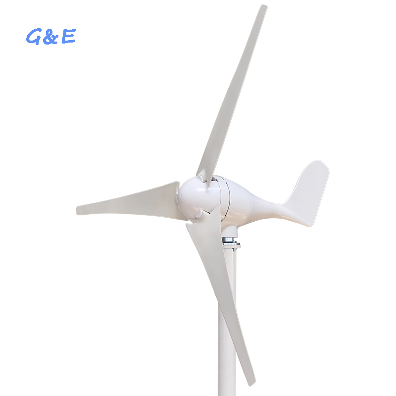 Image 1 - Wind mill 300w 400w small wind turbine wind generator with waterproof controllerAlternative Energy Generators   -