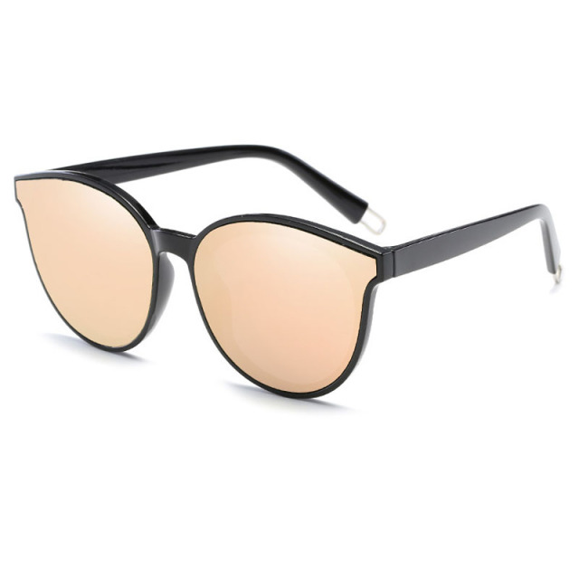 New Fashion Design Cat Eye Sunglasses Luxury Women Sun Glasses Gafas Shades Lady Mirror Eyewear Female Oculos de sol