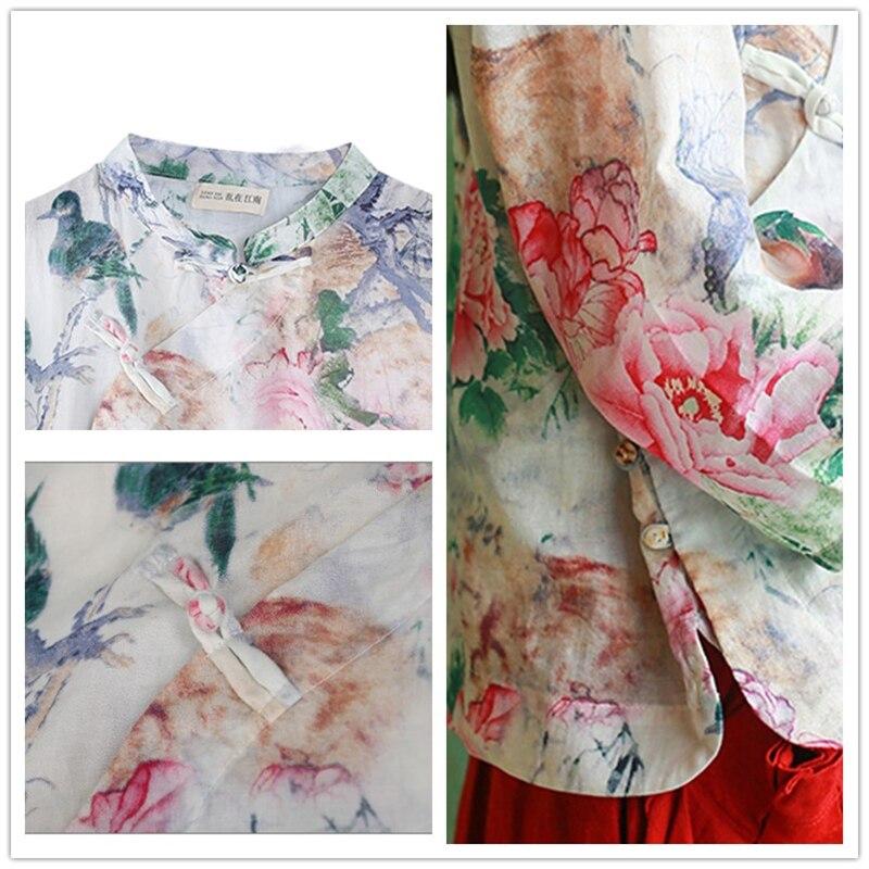 Qipao Traditional Sleeve Top