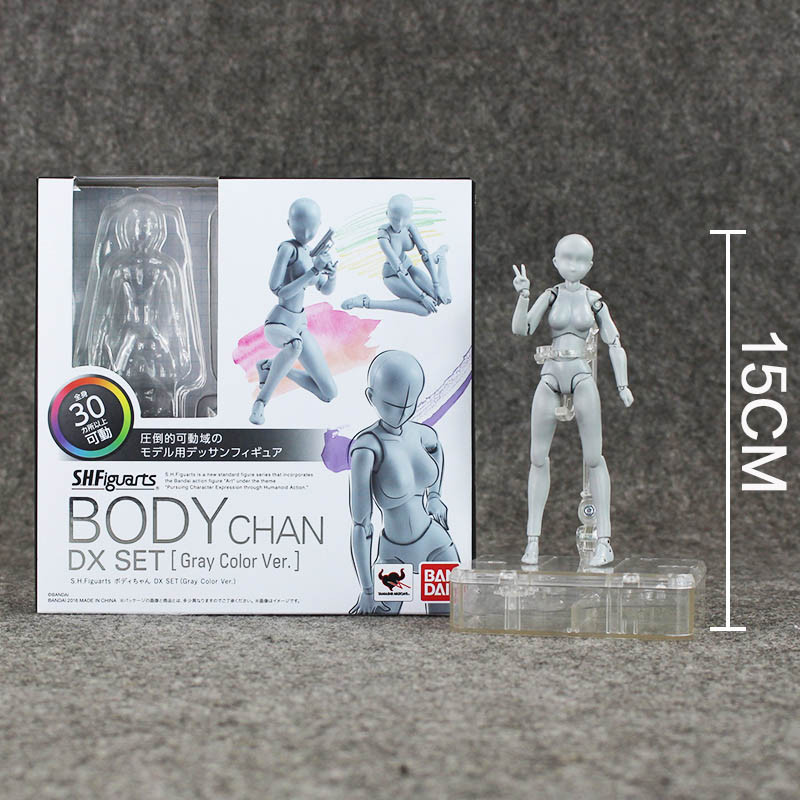 10 Styles Figma Archetype He Archetype She Ferrite SHFiguarts Body Kun Body Chun PVC Action Figure Model Toy For Kids Gifts 15CM - China Cheap Products