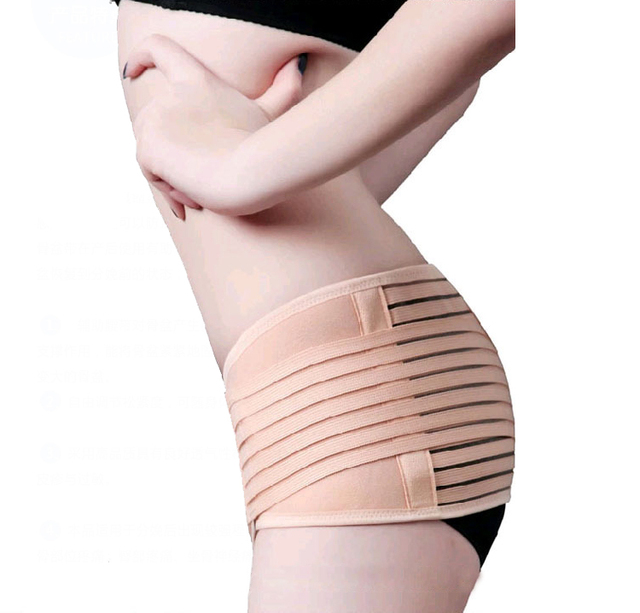 301dd77442eae Postpartum waist cinchers girdles Recovery Belt Pregnancy C-Section Girdle Tummy  Band Slim Slimming Waist Belly Band