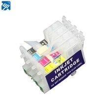 T0461 cartuchos de tinta ciss para epson stylus c63/c65/c83/c85/cx6300/cx6500/cx3500/cx4500 impressoras chip de reset automático