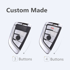 Image 2 - Soft TPU Remote Smart Key Cover Case Shell For BMW X1 X5 X6 530i 535i 540i 550i 740e 740i 750i 750Li GT xDrive 2014 2015 2016