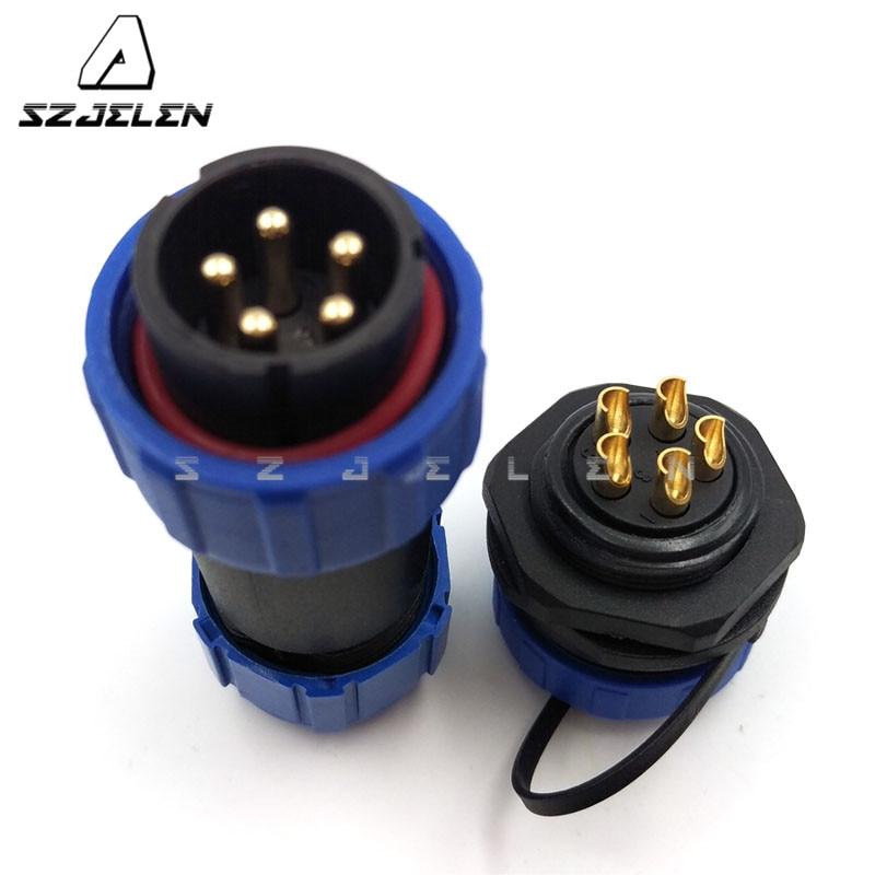 SP2110/SY2112, 5pin Wasserdichte kabel draht-anschlüsse, 5 pin männlich weiblich draht-anschluss, automotive stromstecker sockets