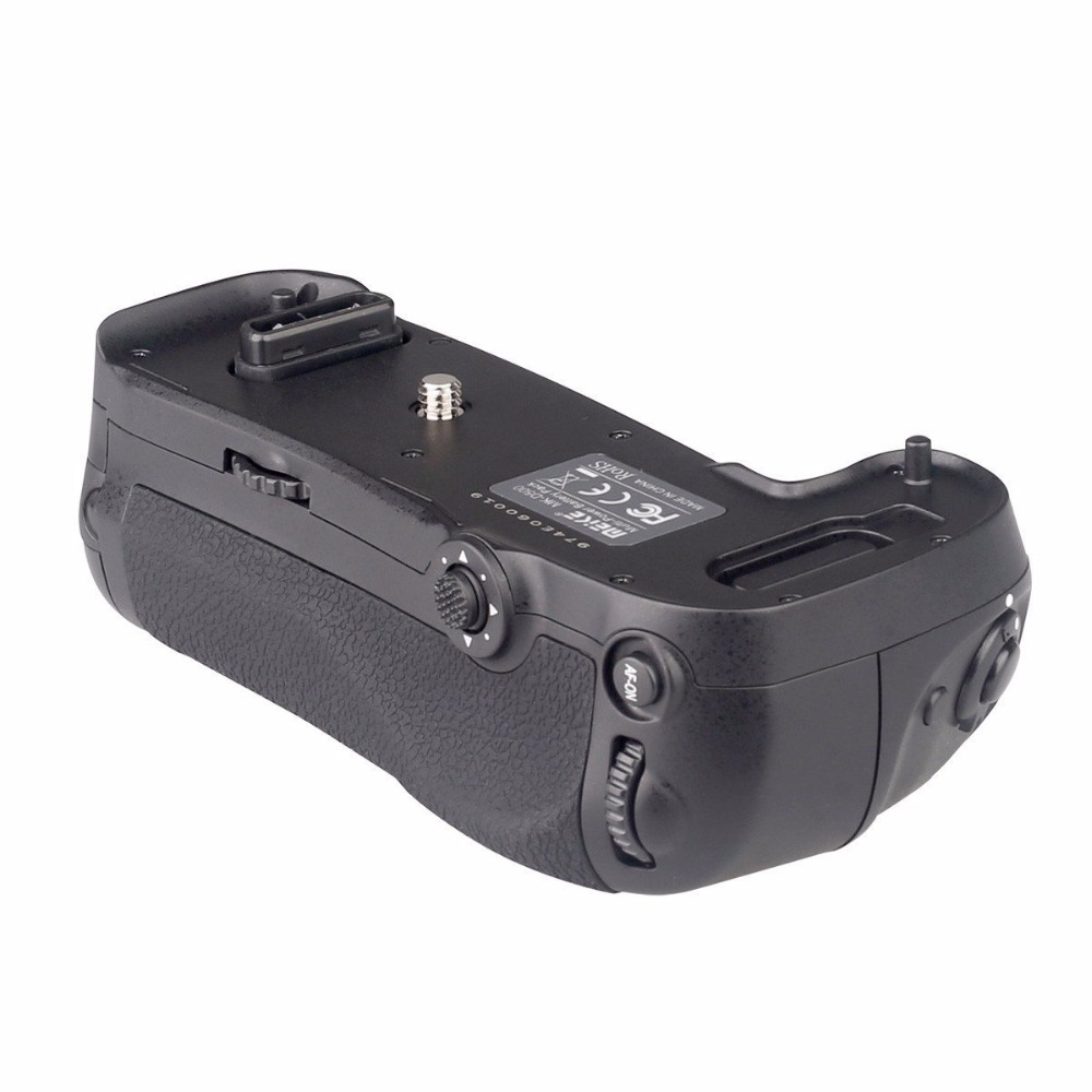 Meike MK-D500 Professional Battery Grip for Nikon D500 works with EN-EL15 Battery and AA Battery Replacement for Nikon MB-D17 цена