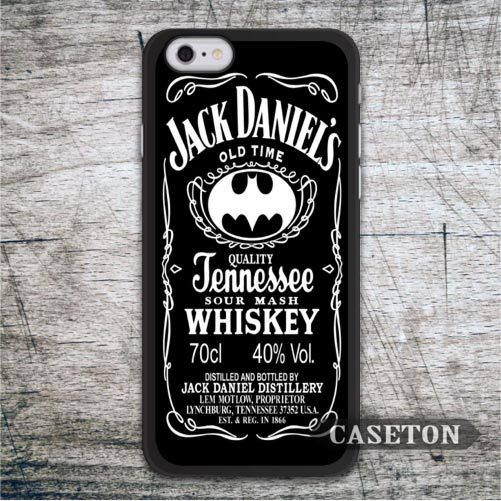 Batman Whizki Wine Case For iPod 5 and For iPhone 7 6 6s Plus 5 5s SE 5c 4 4s Classic Funny Vintage Ultra Phone Cover Wholesale