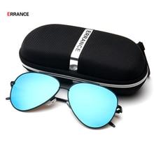 ERRANCE men sunglasses 2017 fashion sunglasses men polarized Sung lasses for men font b gafas b