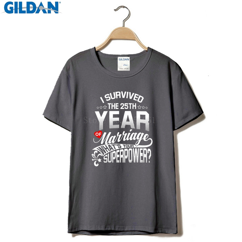 Hot Sale Printed T Shirt Men Cotton T Shirt New Style Anniversary