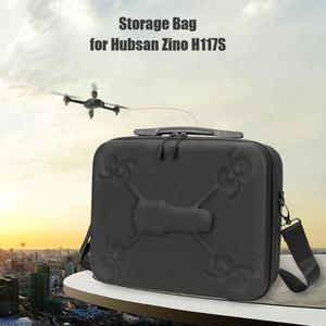 Image 4 - Hard Shell Carrying Case for Hubsan Zino H117S 4K Drone Travel Handbag Drone Storage Bag Accessories