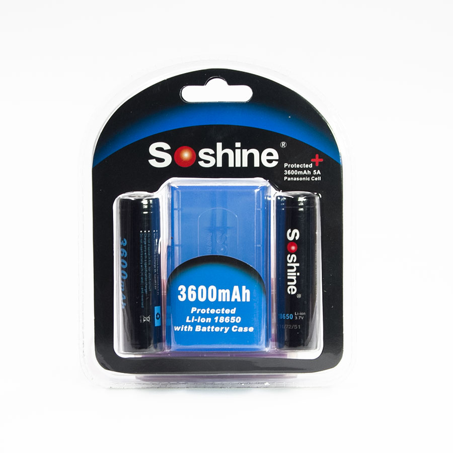 2 шт./лот Soshine 18650 Li Ion аккумулятор 3,7 В 3600 мАч, Защищенные Литий ионные аккумуляторы NCR18650G, безопасные батареи|battery nintendo ds lite|battery charger for c batteriesbatteri | АлиЭкспресс