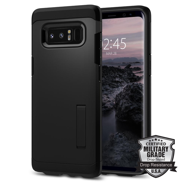 best service 6fcf8 fd039 US $26.99 |Original Heavy Duty Armor Cases for Galaxy Note 8 Military Grade  Protection with Kickstand Cases for Samsung Galaxy Note 8-in Fitted Cases  ...