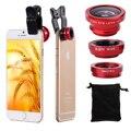 Celular câmera do telefone móvel lente olho de peixe para o novo tablet ipad air mini 2 3 4 dc264r