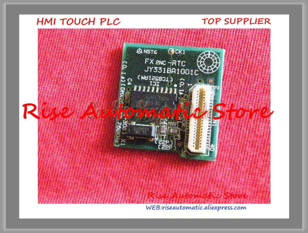 New Original FX2NC-RTC PLC Memory Board high-quality rtc