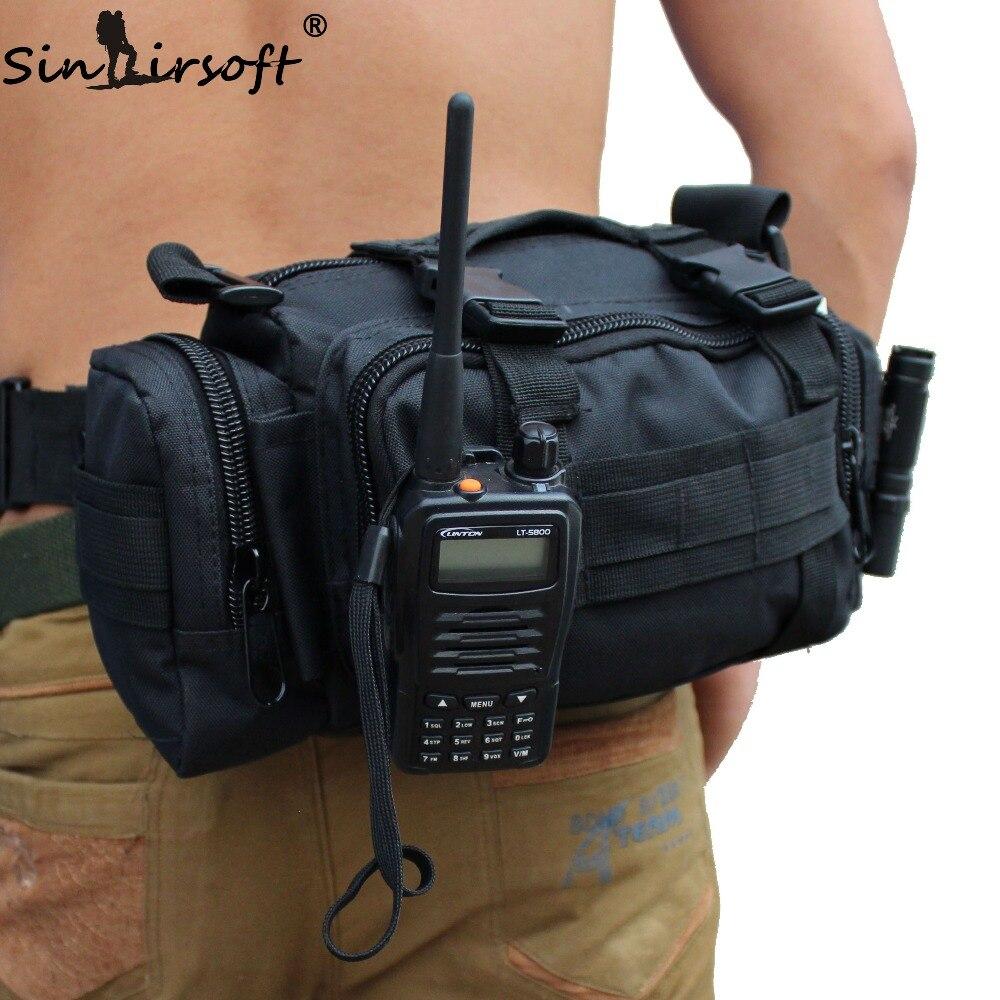 fc8df96e1322 Высокое качество Открытый военный тактический рюкзак талии обновления сумка  Mochilas Молл отдых Пеший туризм мешок 3 P Сумка G # J6