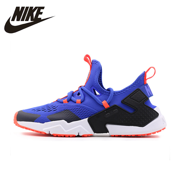 3f0787567cb13a NIKE AIR HUARACHE DRIFT BR Original Mens Running Shoes Breathable Stability  Footwear Super Light Sneakers For