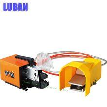 Am-10 herramientas neumáticas que prensa para clases de terminales con la certificación CE neumática máquina que prensa Crimping PILER