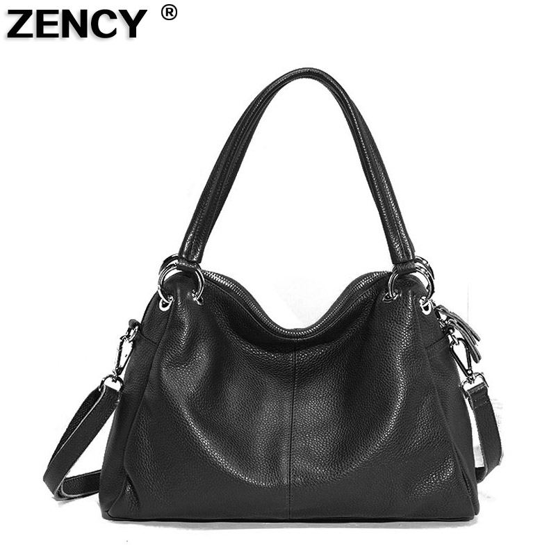 2019 Fast Shipping Silver Hardware 100 Genuine Leather Women s Shoulder Bag Handbag Cross Body Messenger