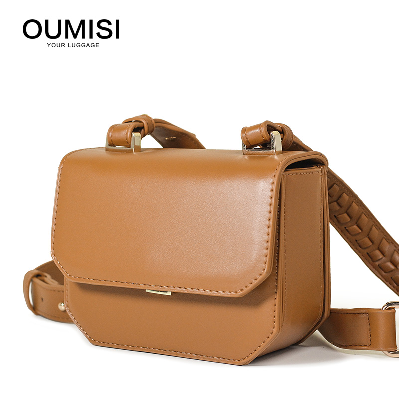 2018 New Products PU Leather Small Flap Bag Solid Color Hasp Mini Women Messenger Crossbody bags Sling Shoulder Handbags