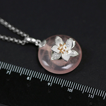 Pink Stone – Sterling Silver Fine Jewelry