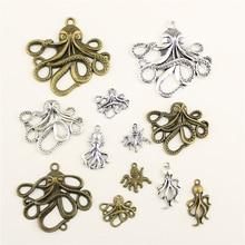 Jewelry Female Marine Life Prophecy Emperor Octopus Diy Accessories