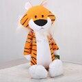 """Новый 18 """"Orange Тигра Милый Рисунок Сладкий Капуста Черный Белый Плюшевые Игрушки Чучело Куклы Рождественские Подарки"""