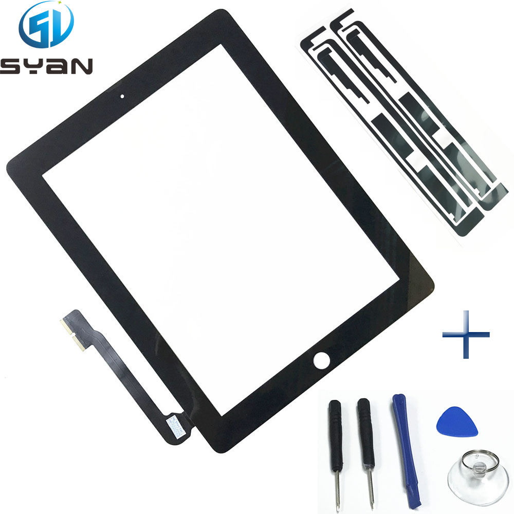 Glass Digitizer Sensor Touch-Screen A1430 A1416 A1458 iPad for New 4-9.7''