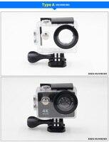 Outdoor Sport Action Camera Box Case Waterproof Case For EKEN Action Camera Accessories EKEN H9 H9R