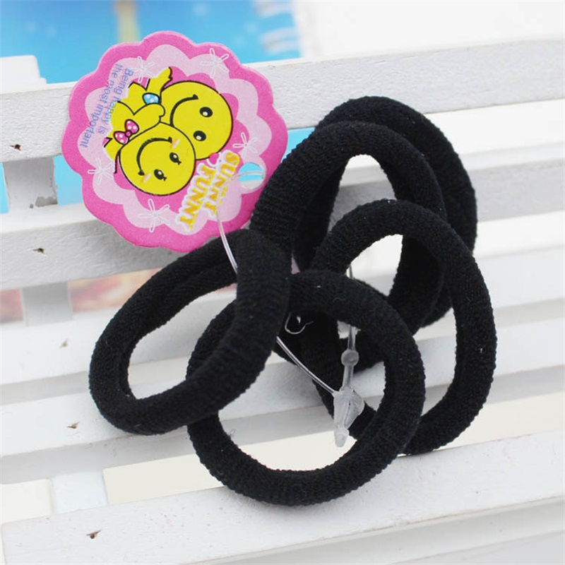 About 3CM Black Hair Accessories For Women Headband,Elastic Bands For Hair For Girls,Hair Band Hair Ornaments For Kids