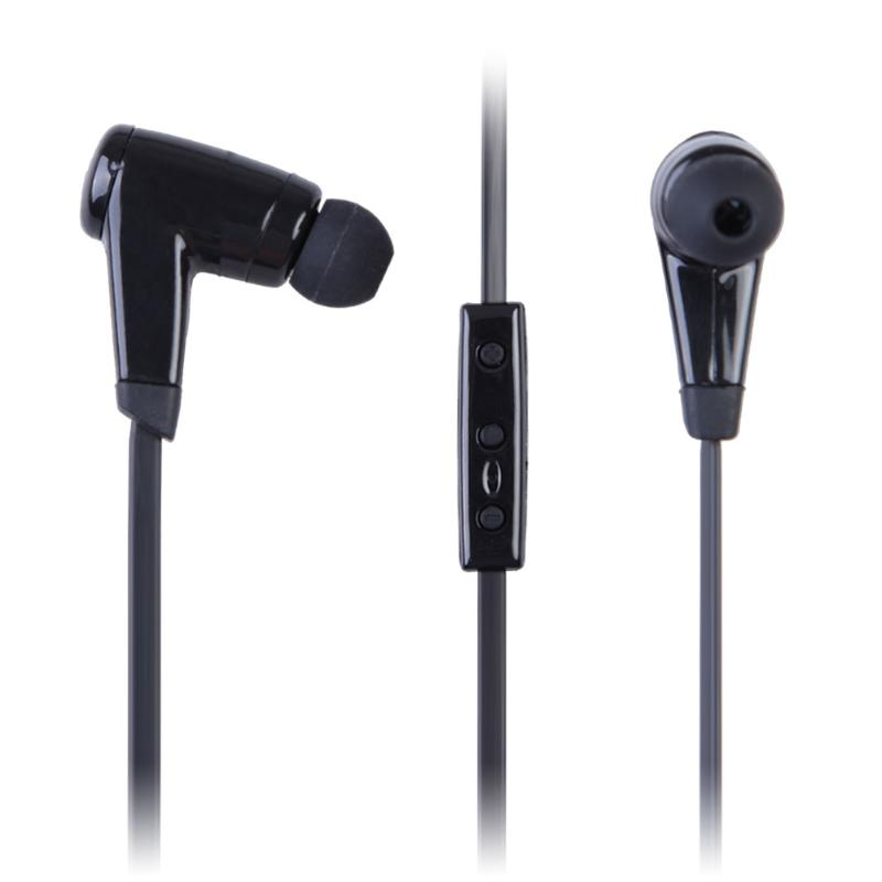 Stereo Wireless Bluetooth Handsfree Headset Earphone Sports Earphones with Microphone Fo ...