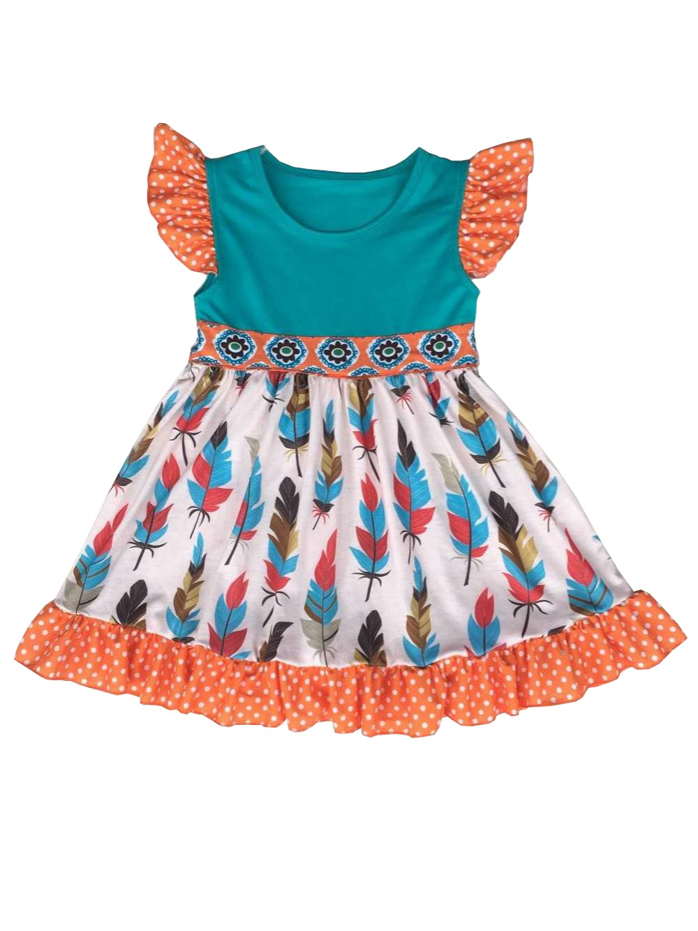 Girls dress 3