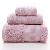70 140cm 500g 100 Cotton Large Bath Towel For Adults Washcloths Thick Yarn Dyed Eco Friendly