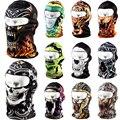 2016 nova alta qualidade 3D Balaclava motocicleta ciclismo caça de esqui ao ar livre Cap Hat capa Cs Snowboard máscara facial frete grátis