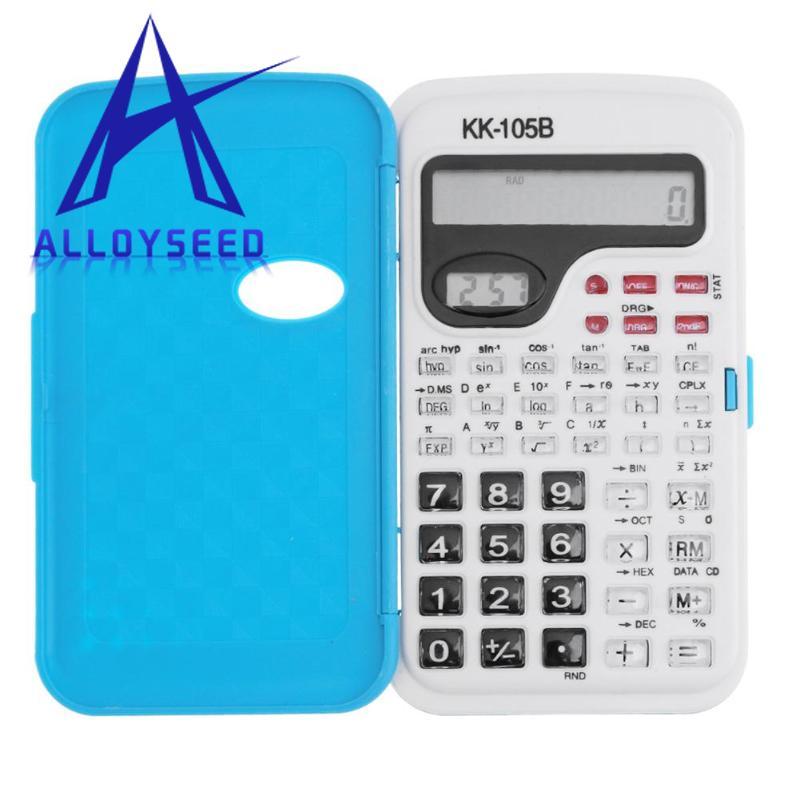 Портативный калькулятор Calculadora Cientifica для преподавания математики студентов Функция Дисплей калькулятор