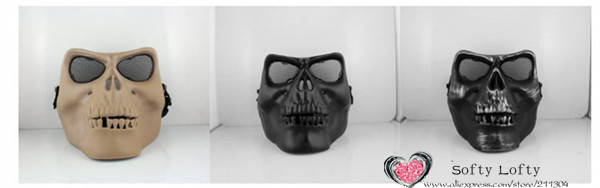 CS Soldiers Mask Protection 3 colors - 5