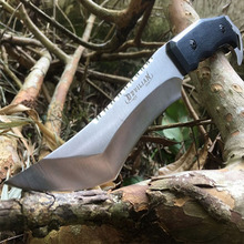 Тактический Ножи Открытый Армия Охота EDC инструменты выживания спасения для шашлыков High Hardne фиксированным лезвием Прямые ножи кемпинг и