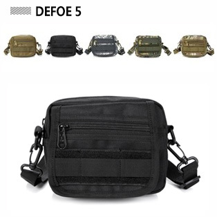 MOLLE system kit tool utility removable Military Advance Defense Ultralight Range pouch purse bag Tactical Gear - DEFOE 5 Outdoors store