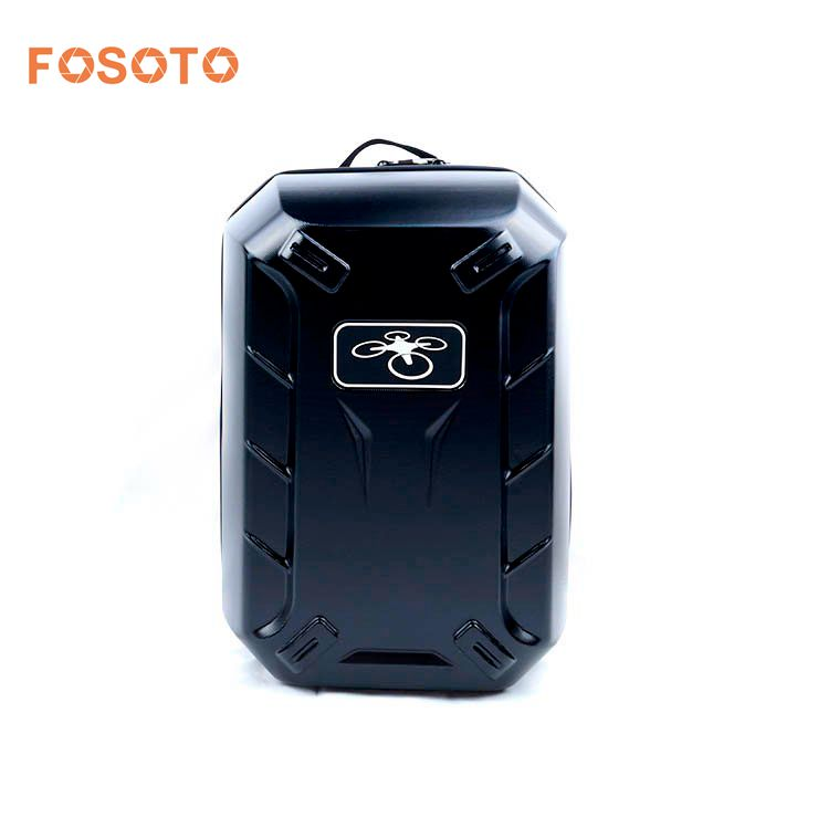 fosoto DJI phantom 3 Hardshell Shoulder Backpack Carry Case Bag for DJI Phantom 3 Quadcopter FPV Drone Helicopter Part rcyago safety shipping travel hardshell case suitcase for dji goggles vr glasses storage bag box for dji spark drone accessories