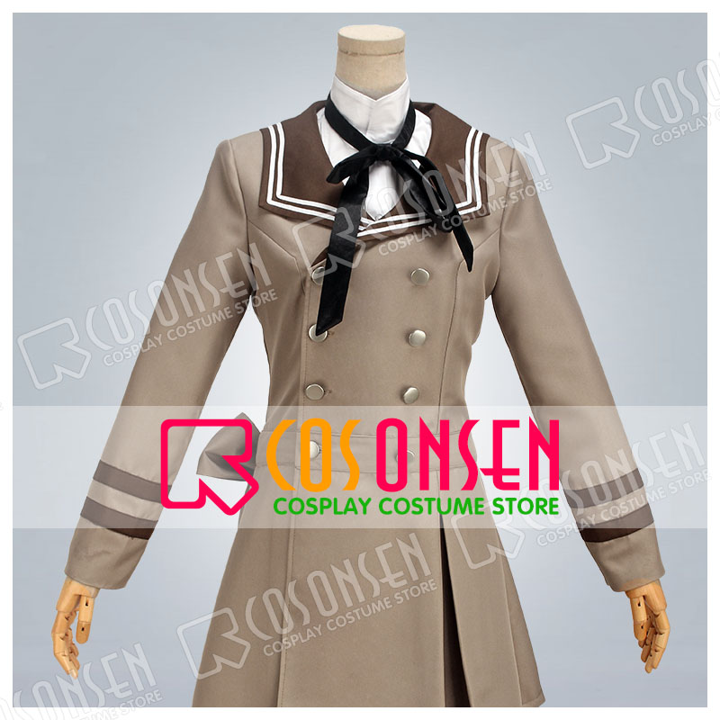 COSPLAYONSEN Black Butler Kuroshitsuji Book of the Atlantic Ciel Phantomhive Cosplay Costume All Size Custom Made