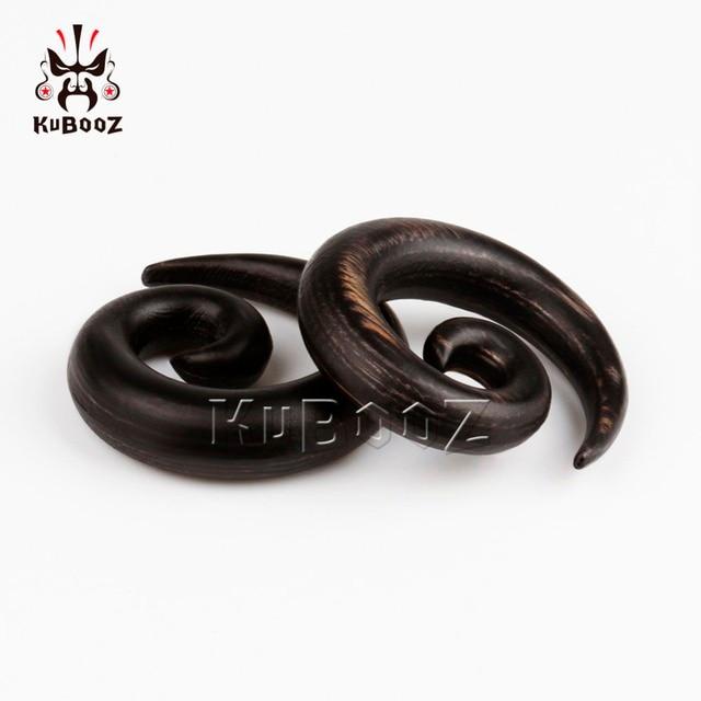 Купить kubooz пирсинг новое поступление спиральное ювелирное изделие