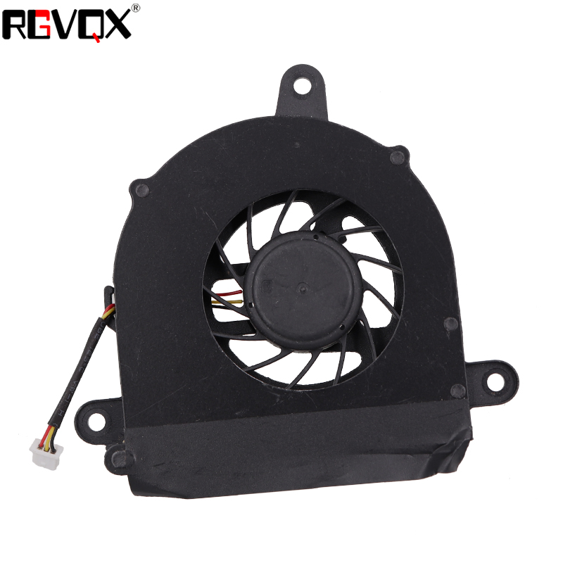 Купить с кэшбэком New Laptop Cooling Fan For Acer aspire 5538 5538G 5534 PN: DFS451305M10T AB6005HX-EC3 CPU Cooler Radiator
