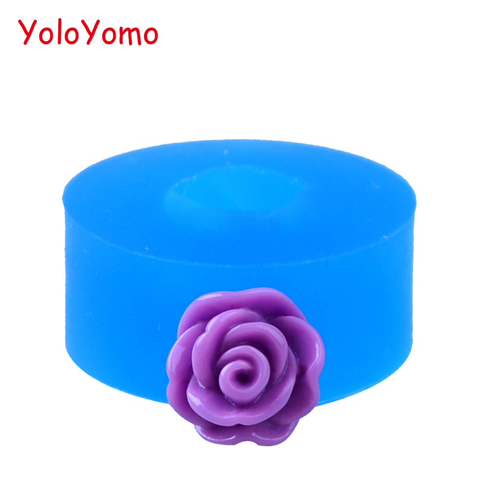 Home & Garden Self-Conscious H180yl 10mm 3d Mini Flower Silicone Mold Craft Cupcake Topper Icing Fimo Clay Chocolate Fudge Biscuit Jewelry Arts,crafts & Sewing