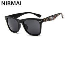 bbc571dd5 NIRMAI High Quality Sunglasses Men Women Brand Designer Glasses Mirror Sun  Glasses Fashion Gafas Oculos De Sol UV400 Classic