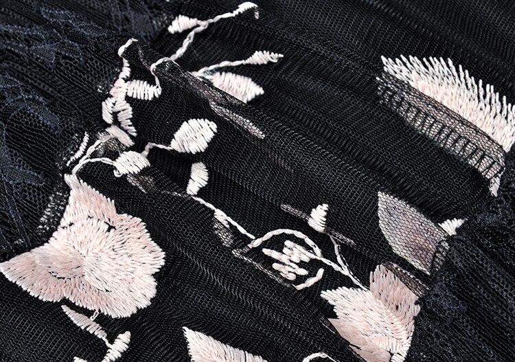 ace Sleeve Vestidos discount 17