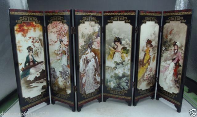 ( Mini ) Exquisite Chinese Classical Beautiful Belles ...
