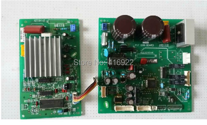 95% new good working for Panasonic refrigerator BCD-265 pc board Computer board AE00N144 AE00N145 set on sale 95% new original good working refrigerator pc board motherboard for samsung rs21j board da41 00185v da41 00388d series on sale