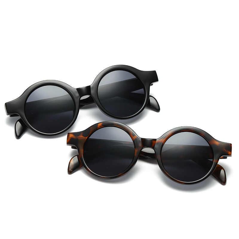 e22a8fac49 ... Round Sunglasses Women Small Round Sun Glasses Men Vintage Brand  Designer Eyeglasses White Red Ladies Sunglass ...