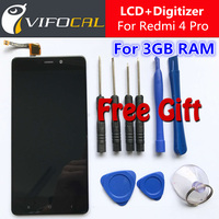 For Xiaomi Redmi 4 Pro LCD Display Touch Screen Digitizer High Quality Replacement For Xiaomi Redmi4