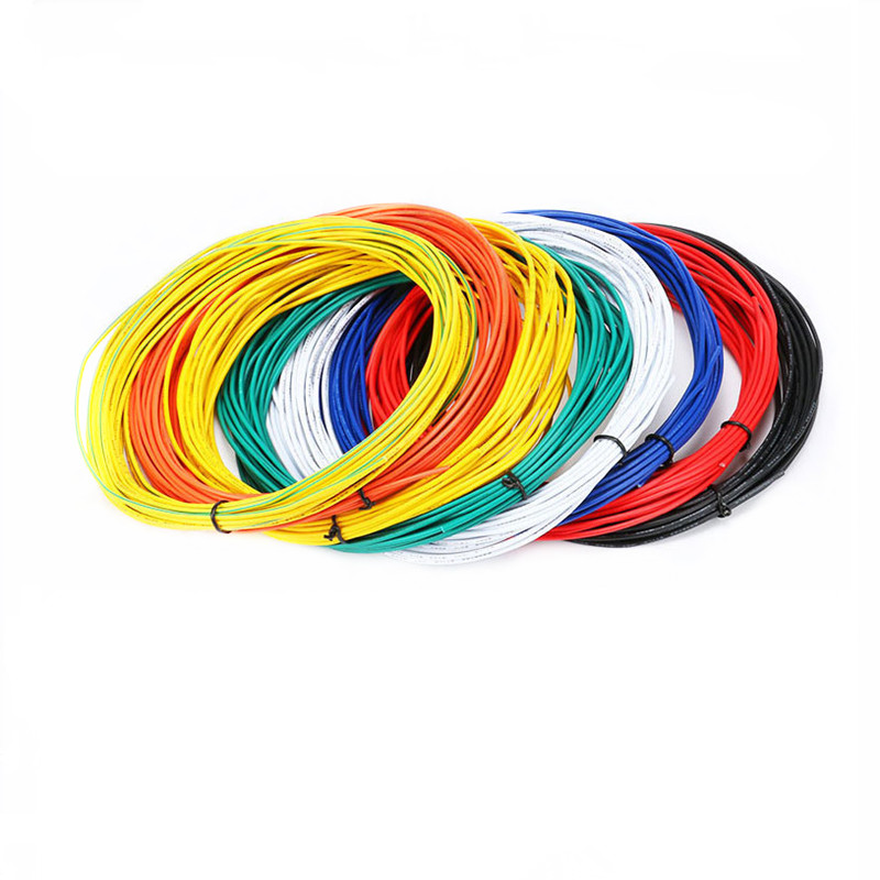 1 Set 10 Meters UL 1007 Wire 24AWG 1.4mm PVC Wire Electronic Cable UL Certification Insulated LED Cable For DIY Connect 8 Color fisma certification page 8